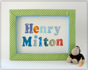 Henry Milton - Colorful multicolor