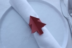Christmas Tree napkin rings