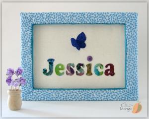 Jessica - 3D Butterfly Batik