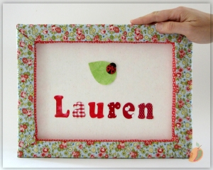 Lauren - Lady Bug reds