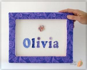 Olivia - Purple purples